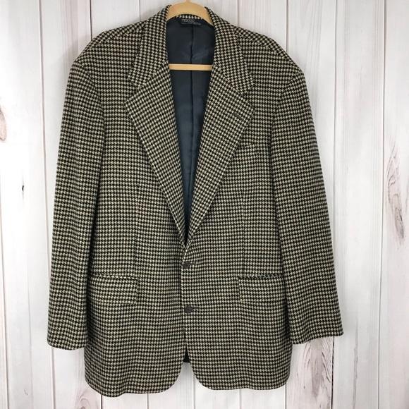 Polo Ralph Lauren Houndstooth Jacket